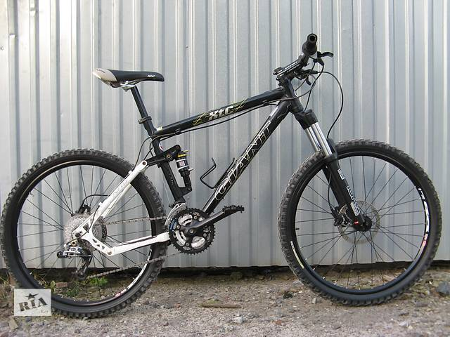 продам Велосипед GIANT XTC бу в Львове