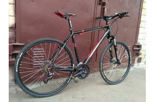 Городские велосипеды Cube