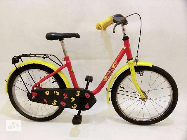 продам Велосипед детский бу Nicky из Германии бу в Мироновке