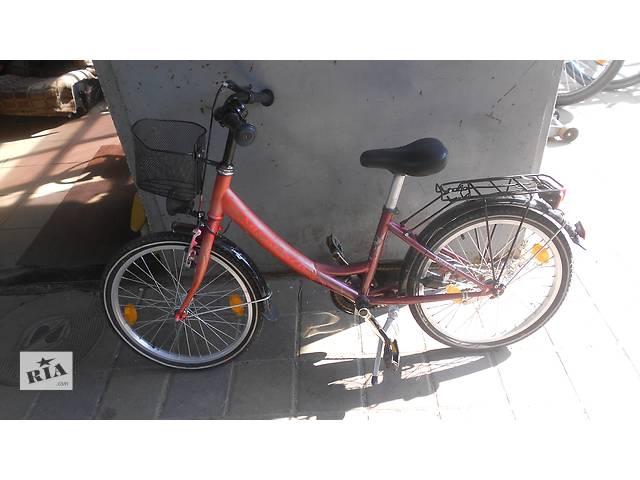 Велосипед детский Kiddy 100- объявление о продаже  в Львове