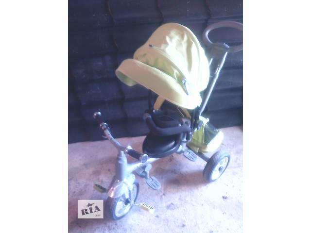 продам Велосипед детский маэ 4положення.Был в користуванни 4 мисяци бу в Ковеле