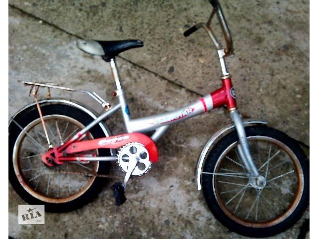продам Велосипед дитячий бу в Виноградове
