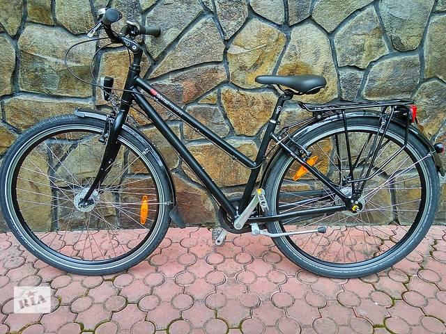 """продам Велосипед FahrradManufaktur T-50 Trekking 28"""" Nexus 8 бу в Ужгороде"""