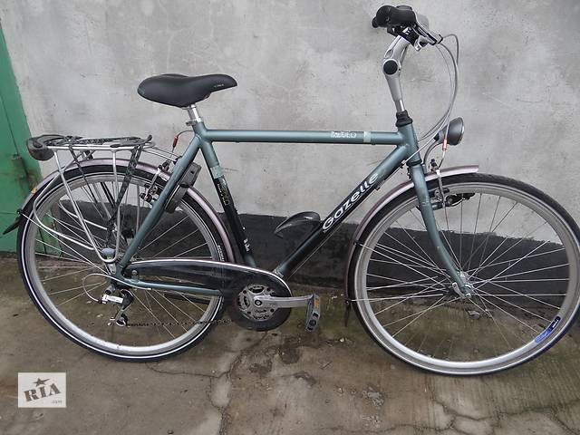 бу Велосипед Gazelle з германии в Вараше (Кузнецовск)