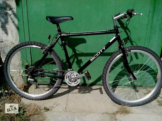 купить бу Велосипед горный Sсott в Львове