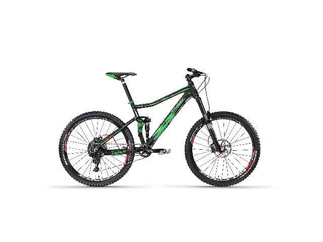 Велосипед горный Lombardo USTICA ENDURO GX- объявление о продаже  в Киеве
