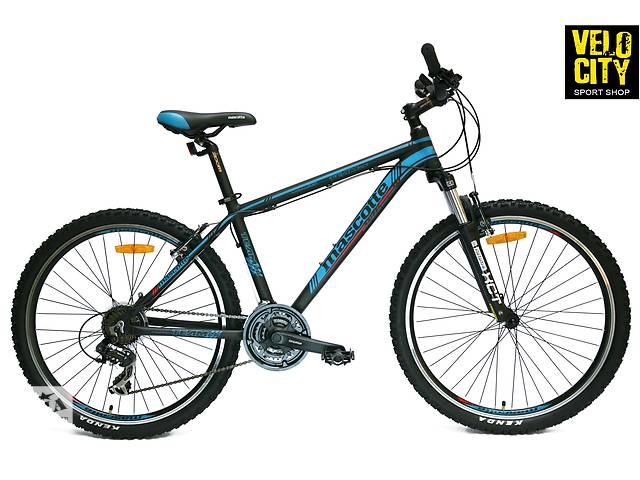 """купить бу Велосипед горныйMascotte Team 26""""2016v-brake алюминий в Северодонецке"""