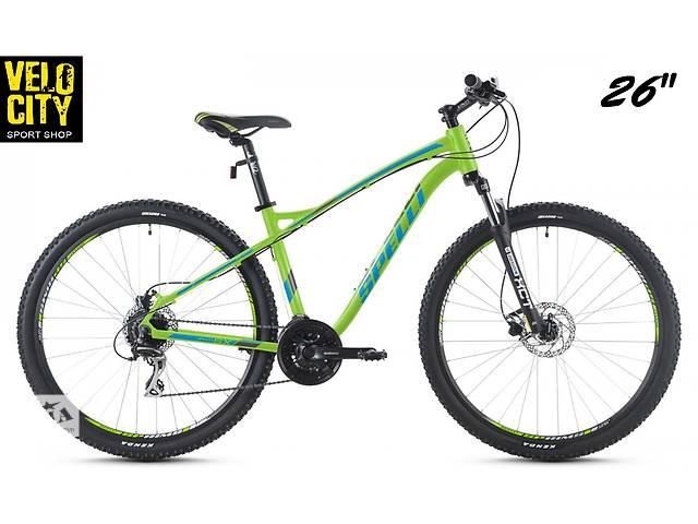 """продам Велосипед горный Spelli SX-5200 26"""" на гидравлике бу в Северодонецке"""