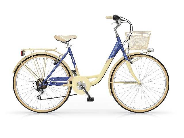 Велосипед городской женский PARISIENNE MBM (Италия)- объявление о продаже  в Киеве