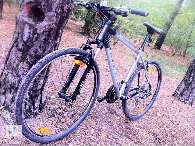 купить бу Велосипед гибрид Author Reflex 28 в Киеве