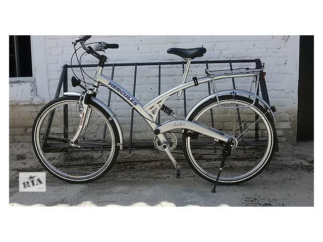 продам Велосипед HERCULES двопідвіс бу в Владимир-Волынском