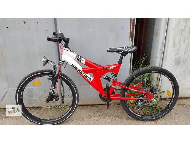 продам Велосипед Mckenzie дисковые тормоза из Германии бу в Харькове