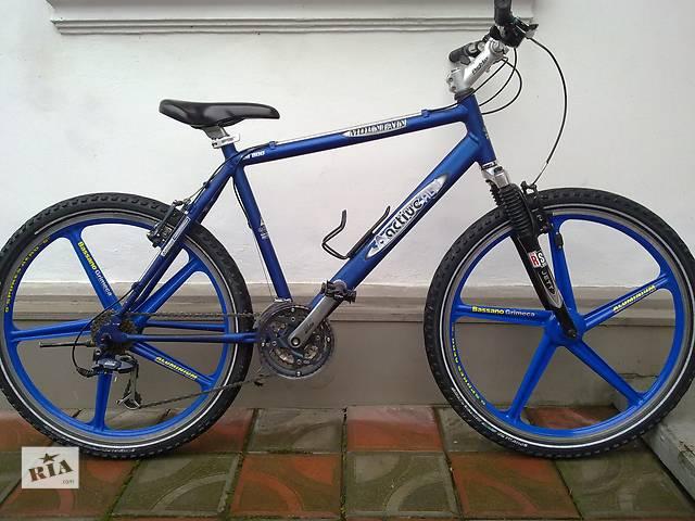 продам Велосипед на литих дисках 26 бу в Бучаче