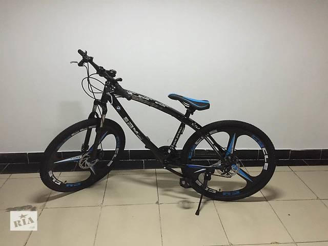 Велосипед на литых дисках- объявление о продаже  в Черкассах