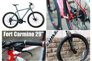 Новые Велосипеды найнеры Fort