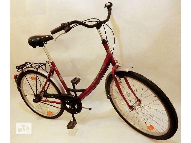 купить бу Велосипед планетарка Shadowline из Германии бу в Мироновке