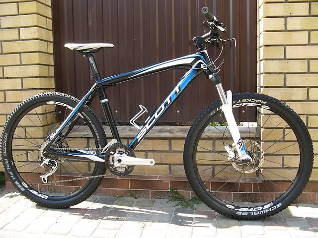 купить бу Велосипед Scott Scale 60-L в Львове