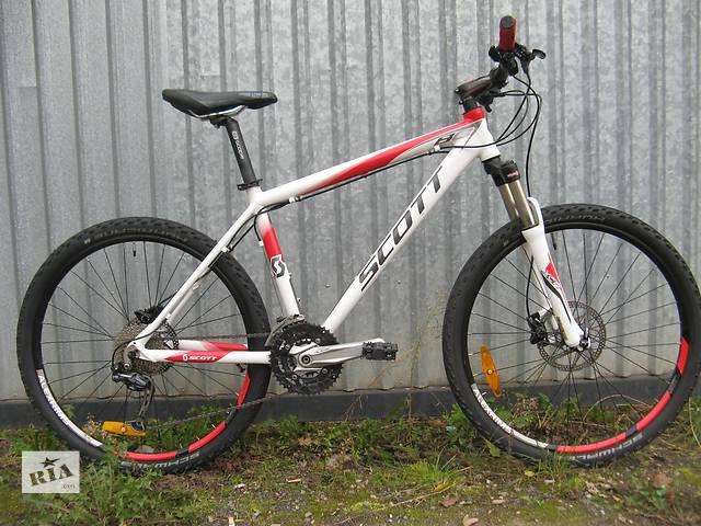 бу Велосипед Scott Scale 80 р M в Львове
