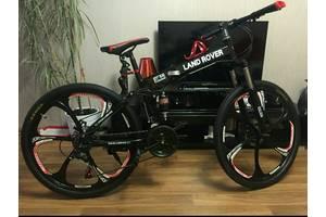 Новые Велосипеды-двухподвесы BMW