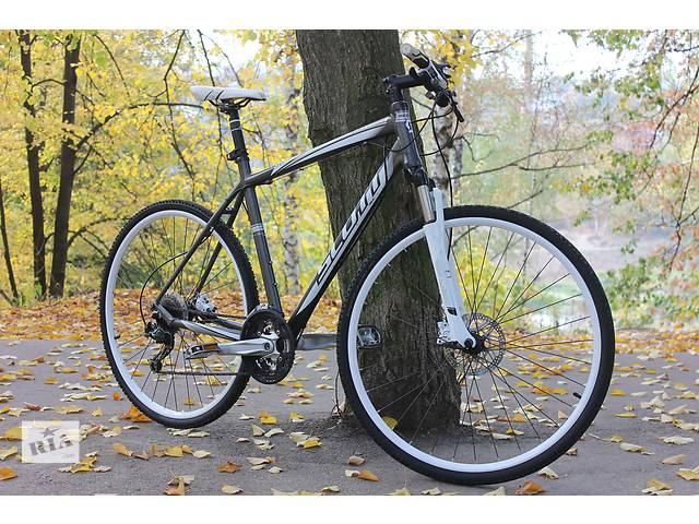 продам Велосипед скоот SCOTT Sportster гибрид горный бу в Новограде-Волынском