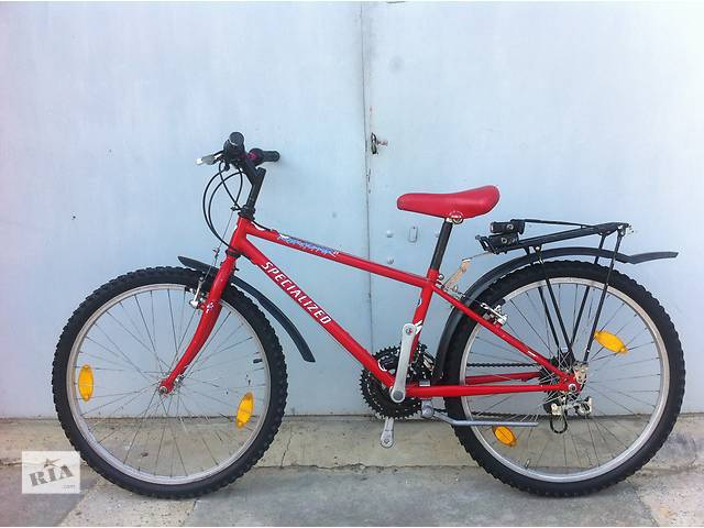 купить бу Велосипед SPECIALIZED Rock Hopper+40% скидки на доставку інтаймом в Стрые