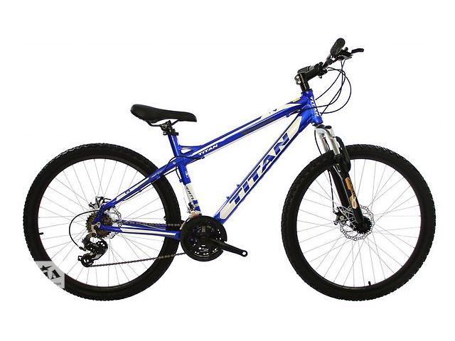 Велосипед Titan Vertu 26- объявление о продаже  в Тернополе