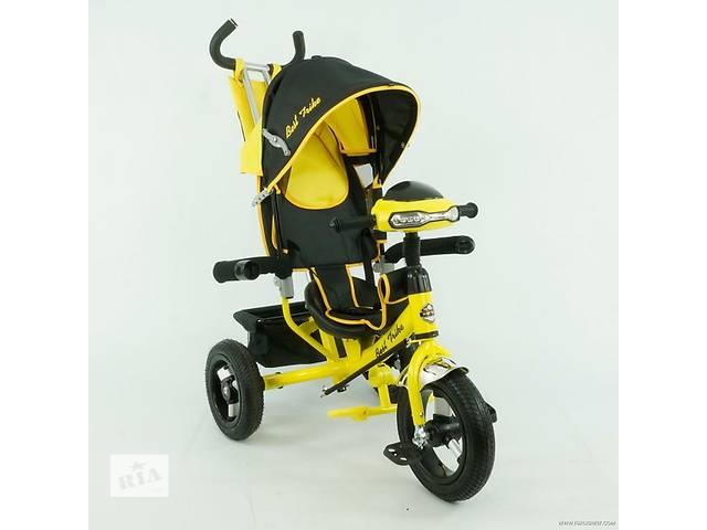 бу Велосипед трехколесный Best Trike серии 6588 В с фарой надувные колеса в Одессе