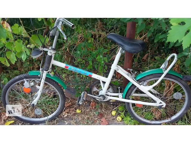 купить бу велосипед Тиса2 в хорошем состоянии в Кременчуге