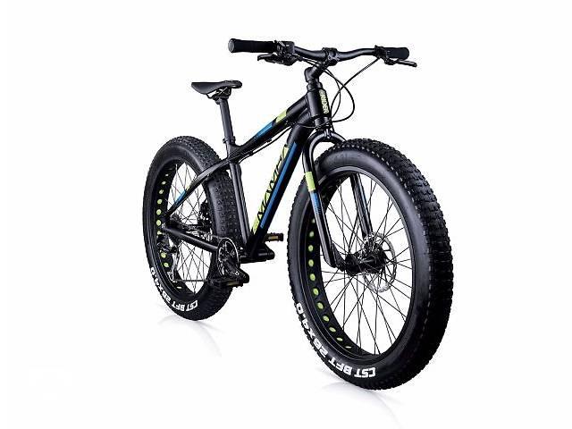 Велосипед внедорожник Blackmamba MBM (Италия) - объявление о продаже  в Киеве