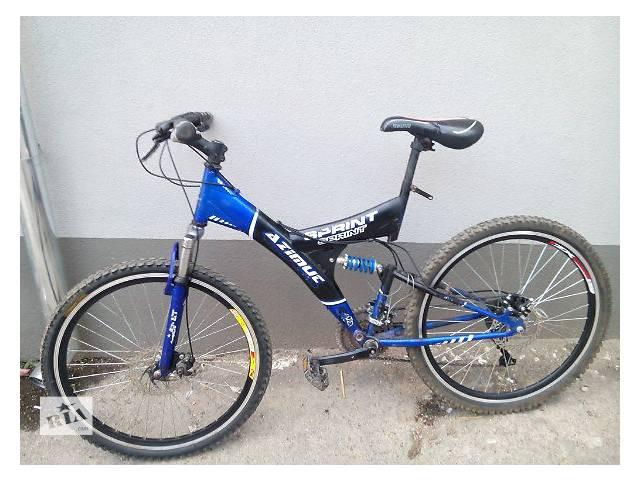 бу Велосипед с дисковыми тормозами в Виннице