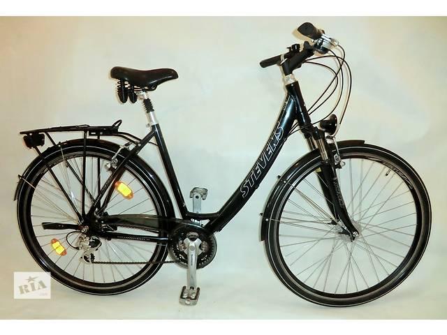 Велосипед женский городской Stevens бу из Германии - объявление о продаже  в Мироновке (Киевской обл.)