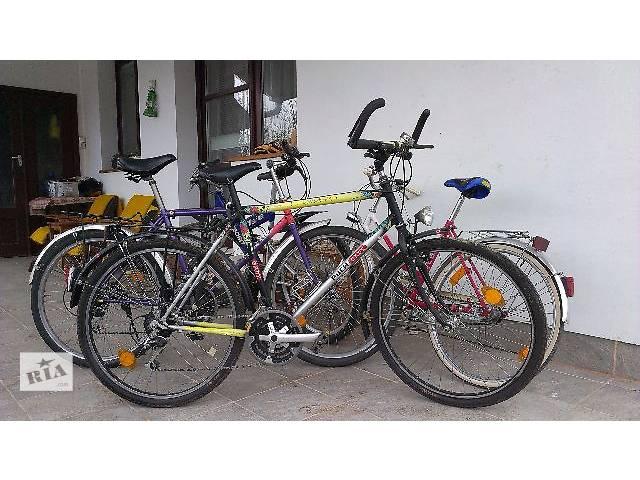 Велосипед б/у- объявление о продаже  в Ужгороде