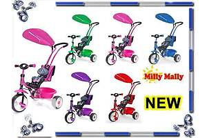 Велосипед BOBY DELUXE Milly Mally