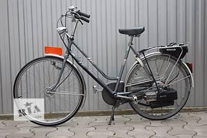 б/у Электровелосипеды Stels