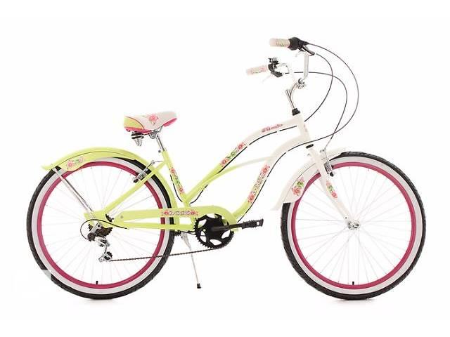 бу Велосипед Круизеры велосипеды новый женский ретро дамский в Киеве