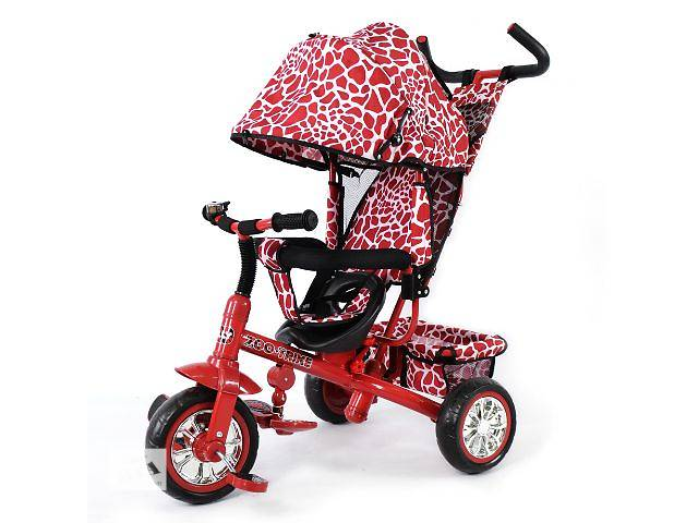 Велосипед трехколесный Tilly Zoo-Trike BT-CT-0005- объявление о продаже  в Львове