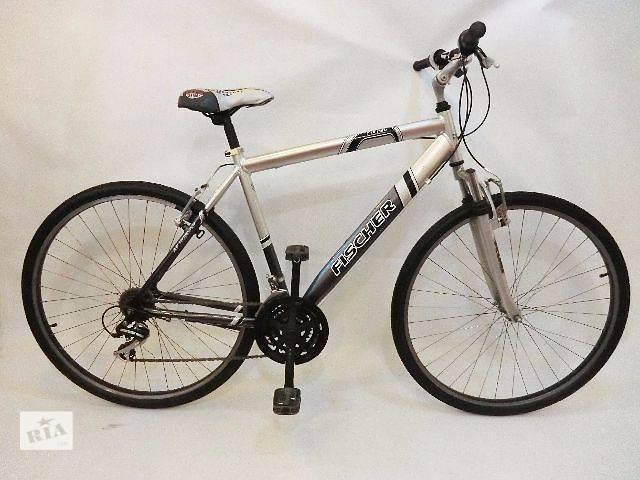 купить бу Велосипед Велосипеды гибриды Fischer б/у в Мироновке