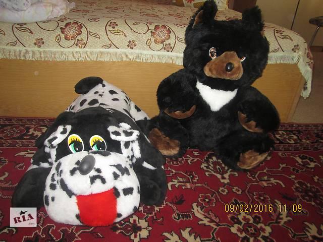 продам большие мягкие игрушки бу в Бобринце