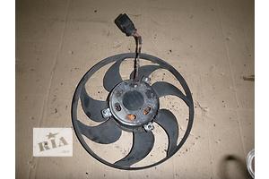 б/у Вентилятор осн радиатора Skoda Octavia A5