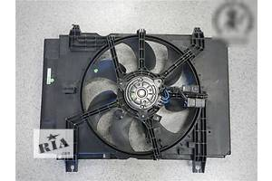 Новые Вентиляторы осн радиатора Nissan Juke