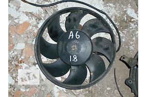б/у Вентиляторы осн радиатора Audi A6
