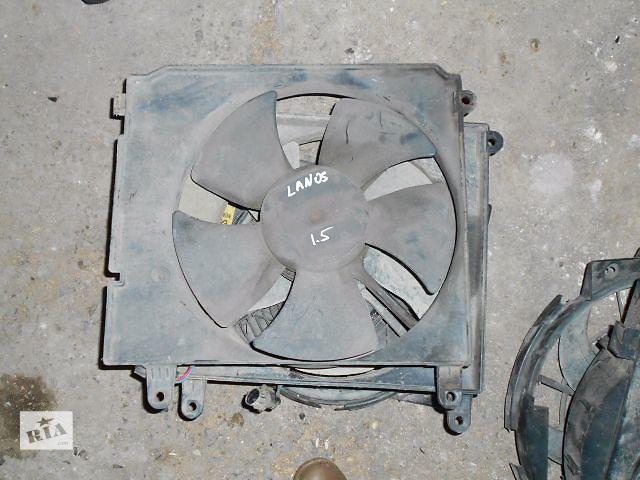купить бу вентилятор радиатора для Daewoo Lanos, 1.5i, 2004 в Львове