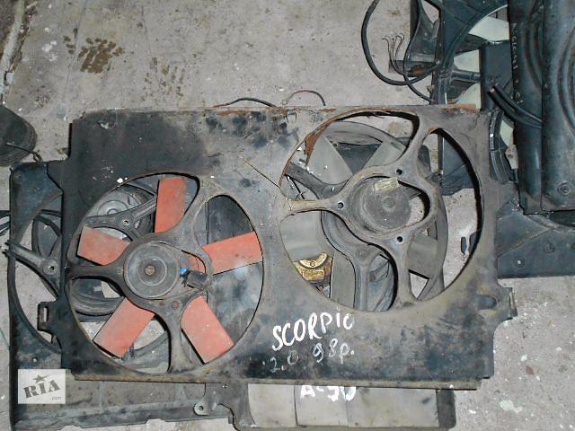 купить бу вентилятор радиатора для Ford Scorpio, 2.0i, 1997 в Львове