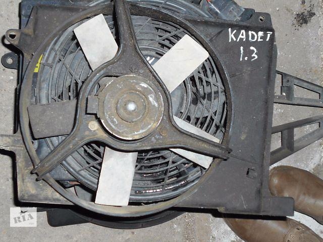 Вентилятор осн радіатора для Opel Kadett, 1.3i, 1988p.- объявление о продаже  в Львове