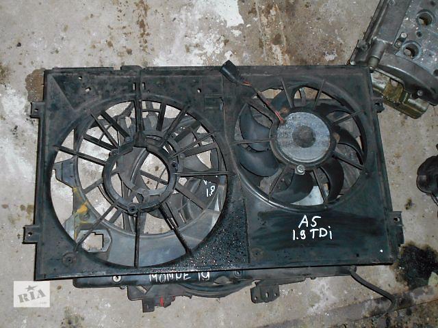 бу Вентилятор осн радіатора для Skoda Octavia A5, 1.9tdi, 2006p. в Львове