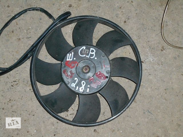 вентилятор радиатора для Skoda SuperB, 2.8i, 2004- объявление о продаже  в Львове