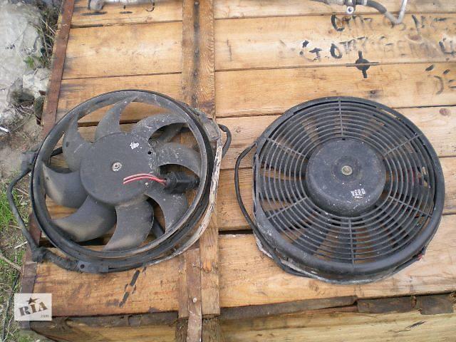 бу  Вентилятор осн радиатора Audi A6 Allroad в Луцке