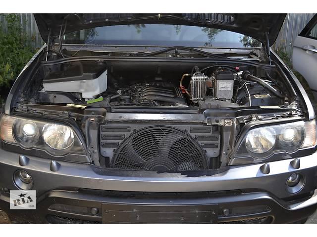 Вентилятор осн радиатора BMW X5 (БМВ Х5) Е53 3.0 d- объявление о продаже  в Ровно
