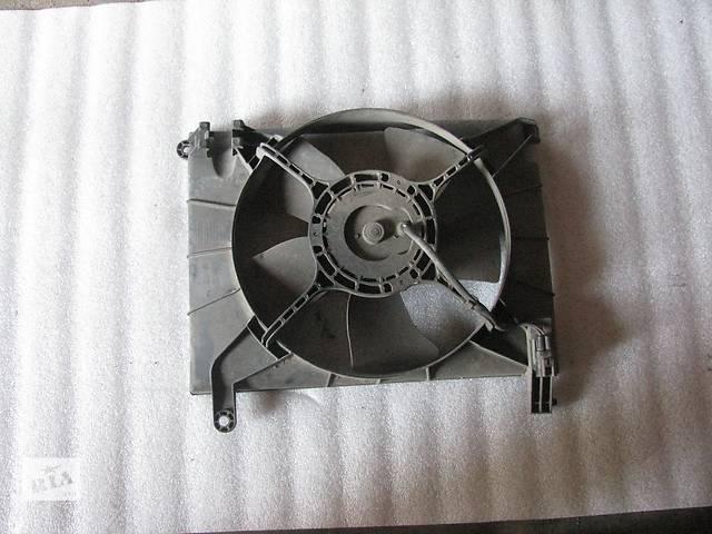 бу  Вентилятор осн радиатора для легкового авто Chevrolet Aveo в Днепре (Днепропетровске)