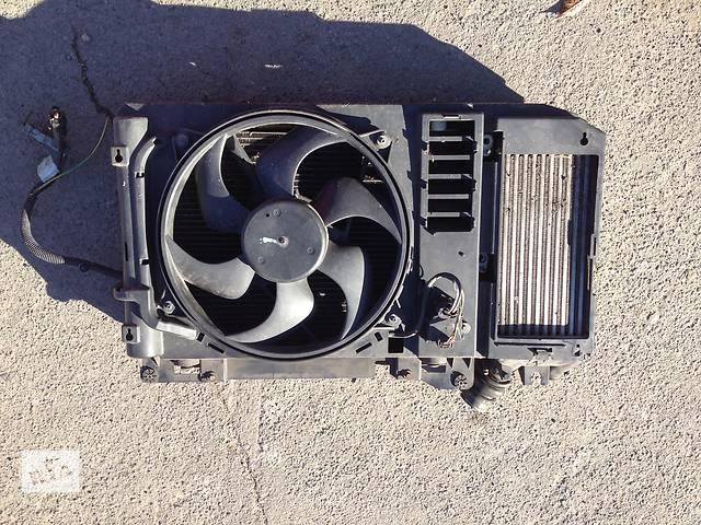 купить бу  Вентилятор осн радиатора для легкового авто Citroen Berlingo(пежо партнер) в Луцке